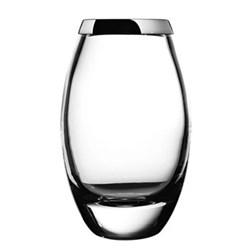 Metallic vase large