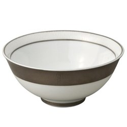 Dune Rice bowl, 12cm, platinum