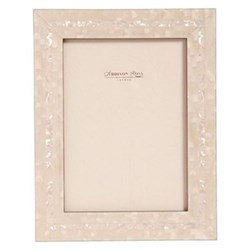 The Wedding Shop Bianco Mother Of Pearl Frames