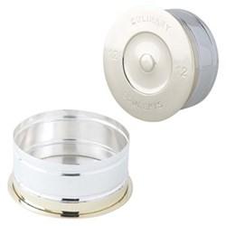 Cartridge Wine bottle holder, silver plate