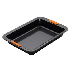 Rectangular cake tin 28 x 21 x 4.5cm