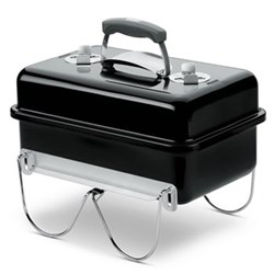Go-anywhere barbecue charcoal