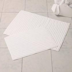Hydrocotton Bath mat, 70 x 110cm, white