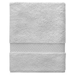 Etoile Hand towel, 55 x 100cm, silver