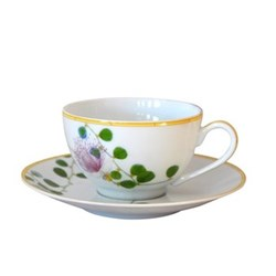 Jardin Indien Teacup and saucer, 13cl
