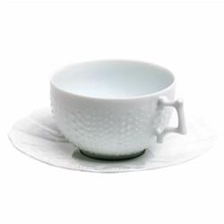 Teacup and saucer 18cl