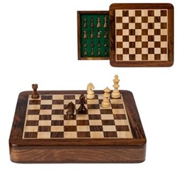 Travel chess set 26 x 26 x 4cm