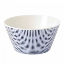 Pacific - Dots Cereal bowl, 15cm, blue