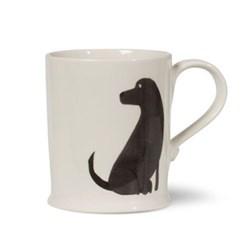 Labrador Mug, 30cl - H9.5cm