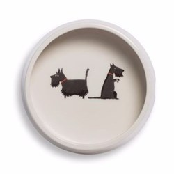 Mans's Best Friend Dog bowl, D18 x H6cm, Scottie
