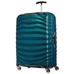 Lite-Shock Spinner suitcase, 75cm, petrol blue