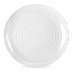 Ceramics Set of 4 dessert plates, 22cm, white