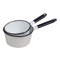 Saucepan with lip 16cm