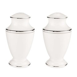 Federal Platinum Salt and pepper shakers