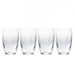 Set of 4 tumblers