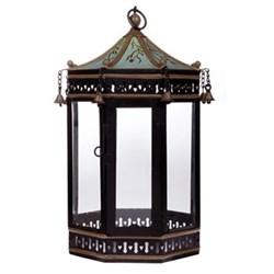 Lantern H50 x D30cm