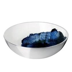 Stockholm - Aquatic Bowl, D20 x H7cm, aluminium/enamel
