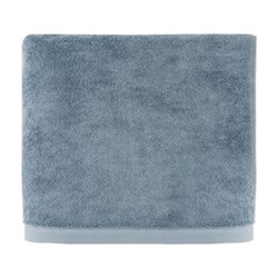 Essential Bath sheet, 100 x 160cm, sky blue