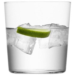 Gio Tumbler, 39cl - small, clear