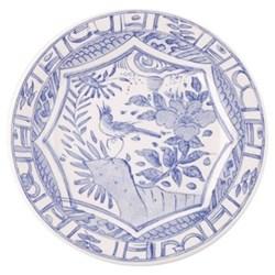Oiseau Bleu Mono Dessert plate, 21.8cm