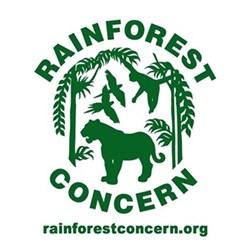 Rainforest Concern donation