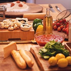 Cooking class for two