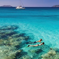 Boat and snorkeling trip for two