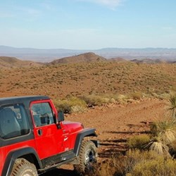 Jeep tour for two