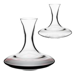 Single decanter H22.5 x D20.5cm - 1.23 litre
