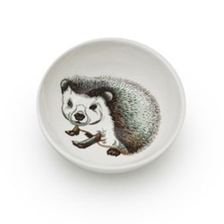 Faunus Small bowl, 10.5cm, Hedgehog
