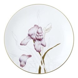 Flora - Iris Plate, 22cm