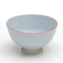 Tue Set of 6 small bowls, 11.5cm, turquoise