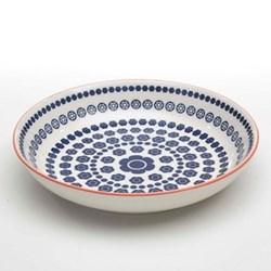 Set of 6 deep plates 20cm