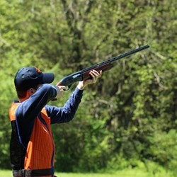 Clay pigeon shooting experience fund