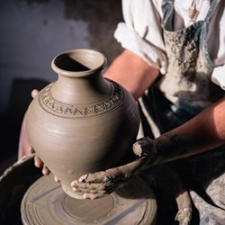 Pottery lessons fund