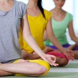 Yoga classes fund