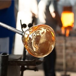 Glass making course fund