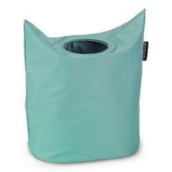 Laundry bag, oval, 50 litre, mint