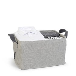 Laundry basket, foldable