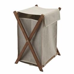 Dali Laundry bin, H61 x W46 x D37cm, flax