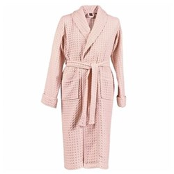 Viggo Bath gown, medium, blush