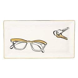 Daisy Place - Glasses and Keys Tray, 27.9cm