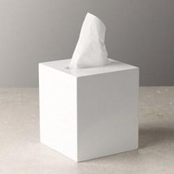 Tissue box cover 15 x 13 x 13cm