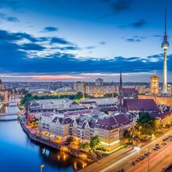 Short break to Berlin fund