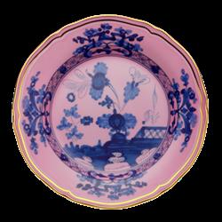 Oriente Italiano Bread plate, 17cm, azalea