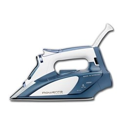 DW5110 - Focus Steam iron, 2.4 kW, blue and white
