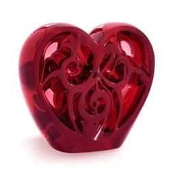 Heart sculpture H12 x L14 x W5cm