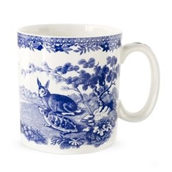Blue Room Mug- Aesop's fables, 25cl