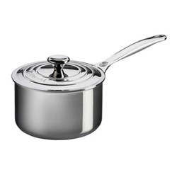 Signature Saucepan with lid, 16cm, stainless steel