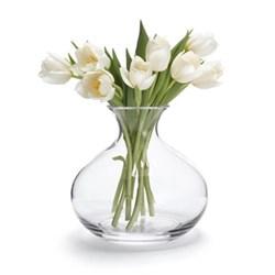 Jewel Vase, clear